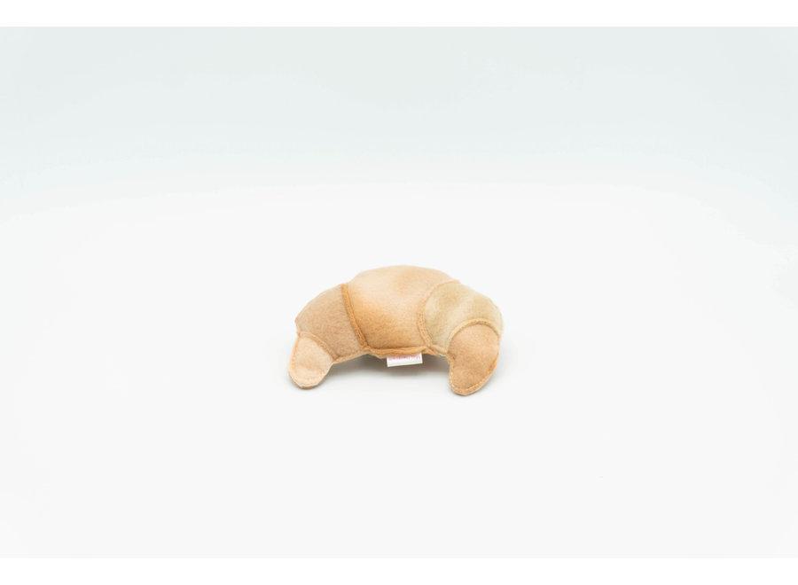 Organic Catnip Toy Croissant