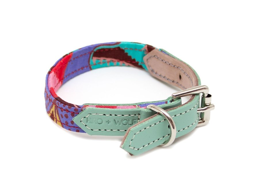 Dog collar Kaleidescope