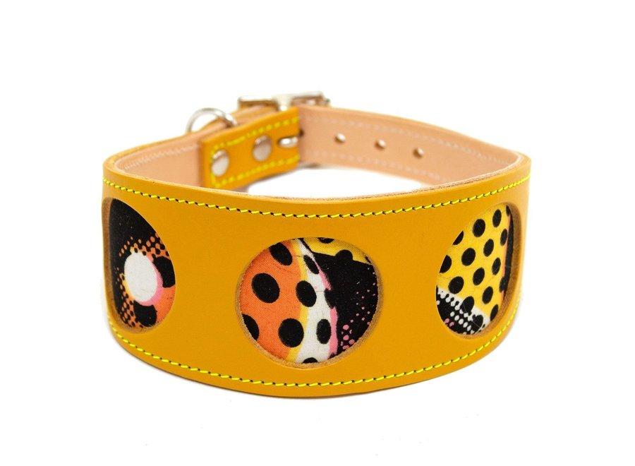 Hound collar Pop Art