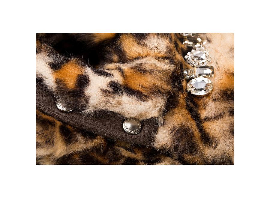 Furryfur  Leopard jakect