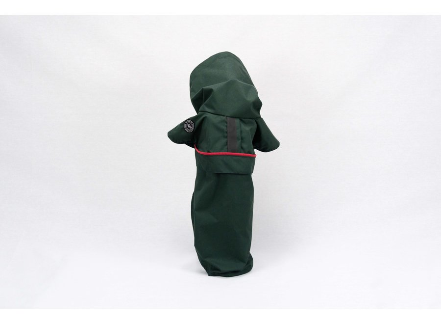 Regenjas Tintin Olive