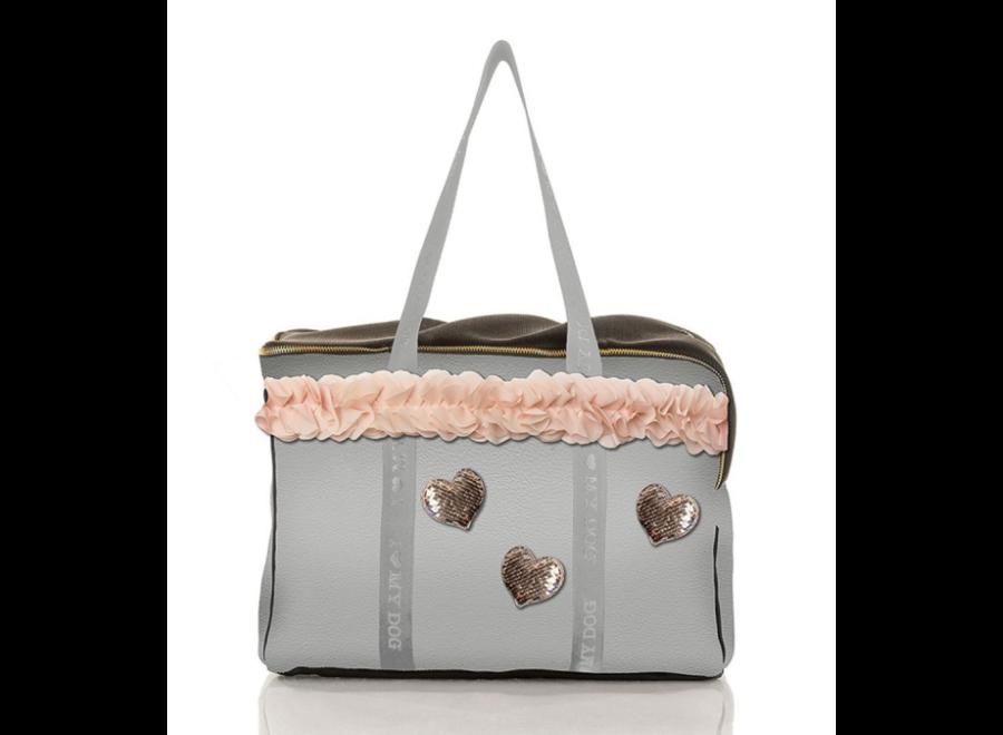 Heart Bag Pink