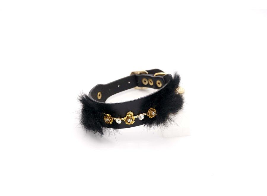 Mabiche Noir halsband