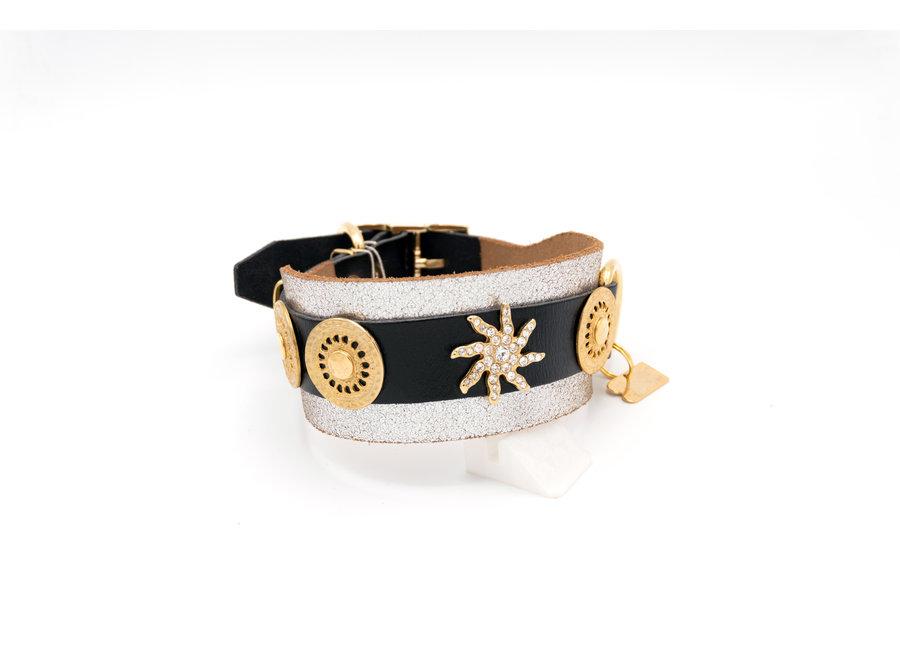Star Double Collar  L