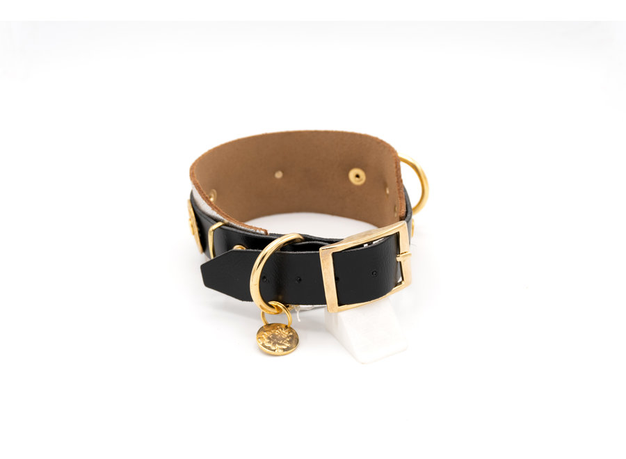 Star dubbele halsband  L