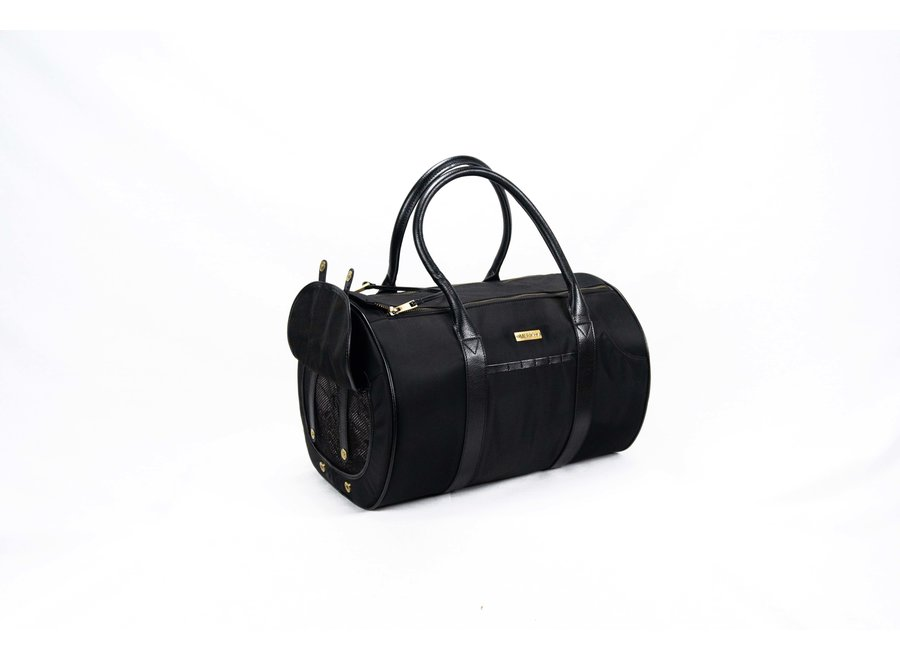 Luxe traveler Black