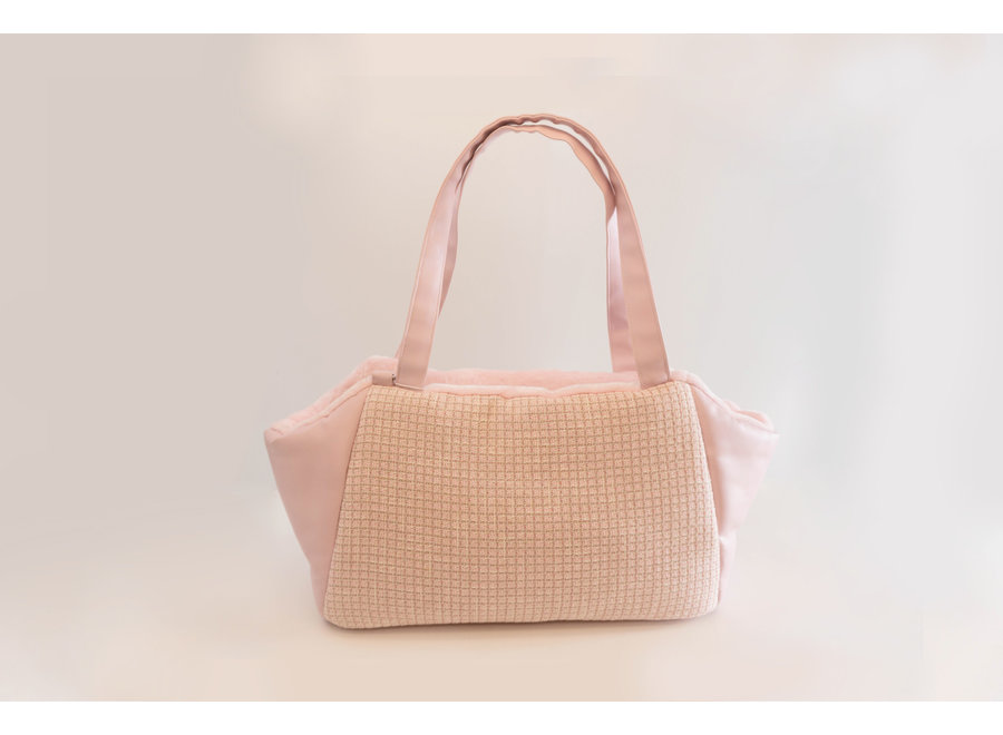 Victoria Pink Chanel-isch draagtas