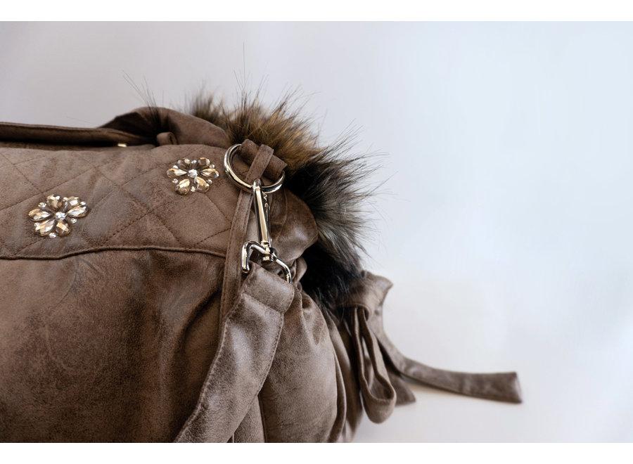 Shoulder Bag Koh-I-Noor Taupe