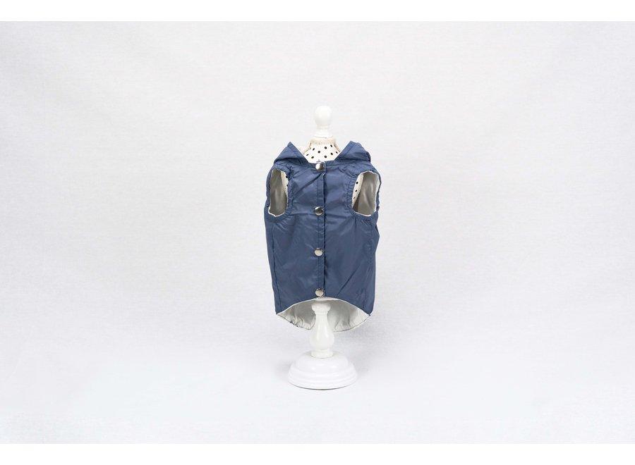 Sacha Blue raincoat