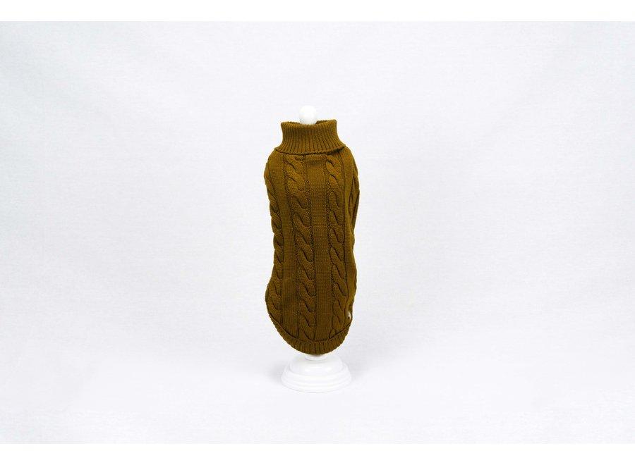 Sweater Coronado Mustard