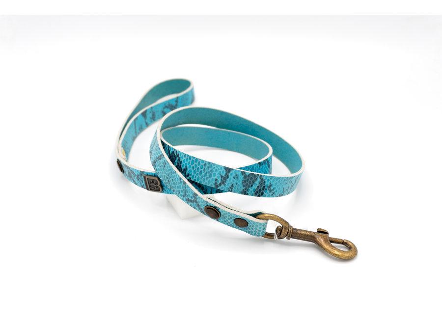 Lazaro Turquoise leash