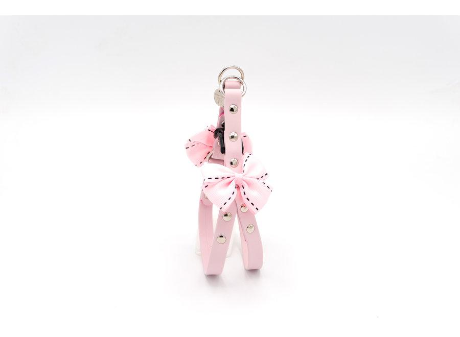 Opla Ereesto nappa roze harnas