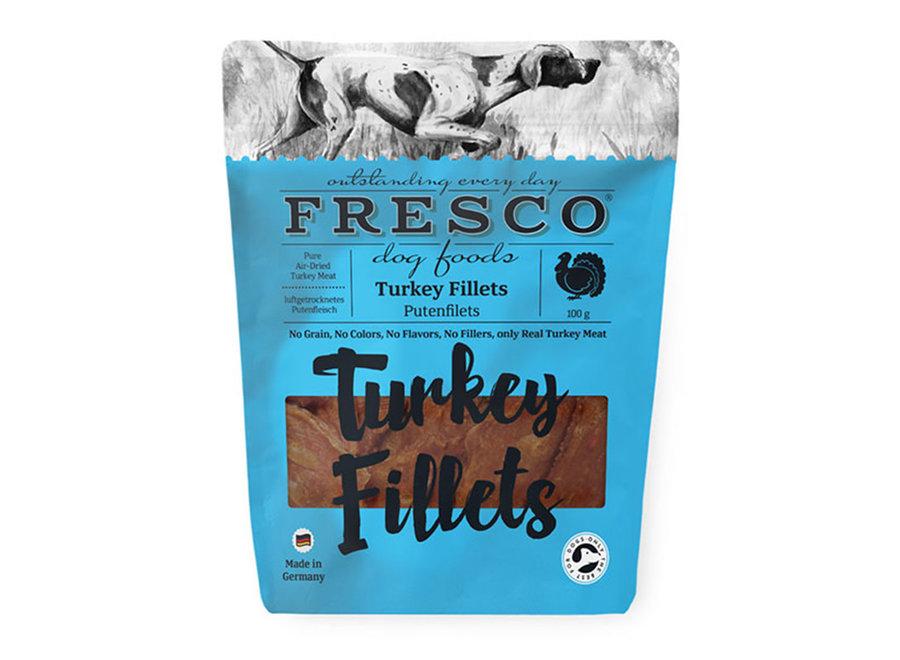 Fresco Fillets Turkey 100g