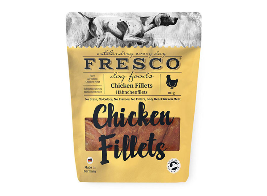 Fresco Fillets Kip 100g