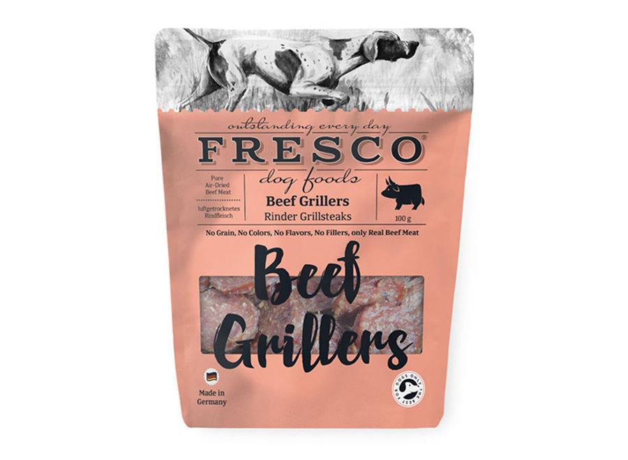 Fresco Grillers Rund 100g