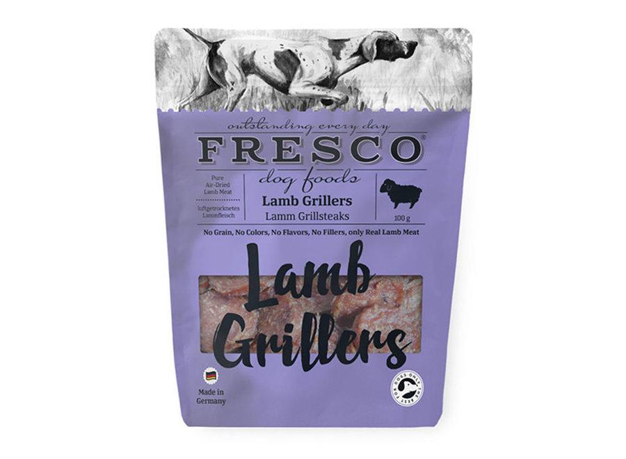Fresco Grillers Lamb 100g