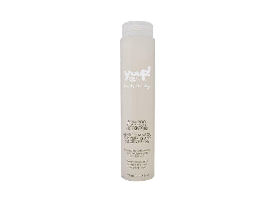 YUUP!  Shampoo voor puppy's en gevoelige huiden 250 ml