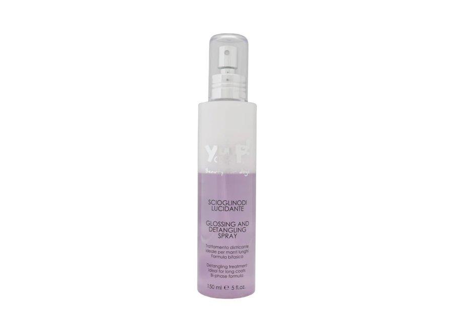 YUUP! Glanzende en ontwarrende spray 150 ml
