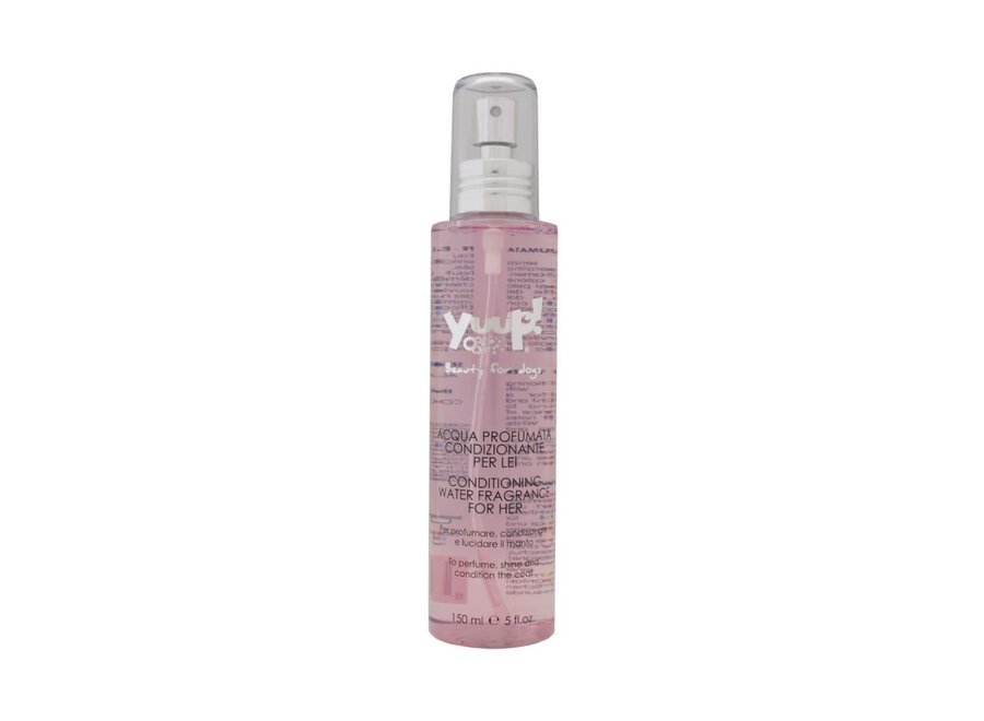 YUUP! Conditioning Water Fragrance for Her 150 ml