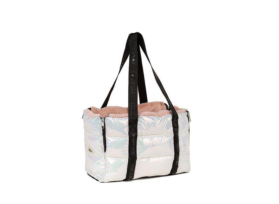 Bright pearl foil soft Bag