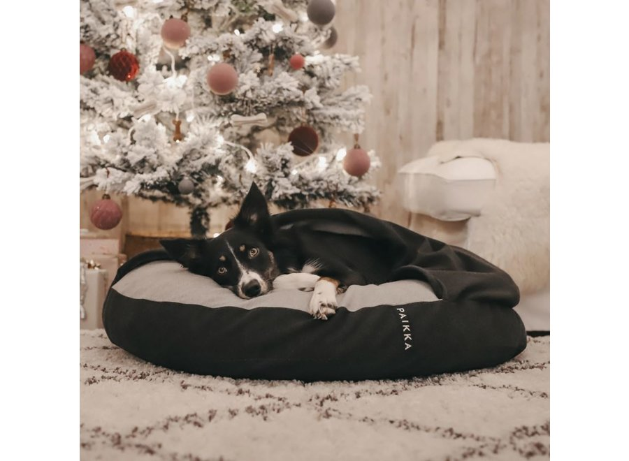 Recovery Burrow Bed Grey