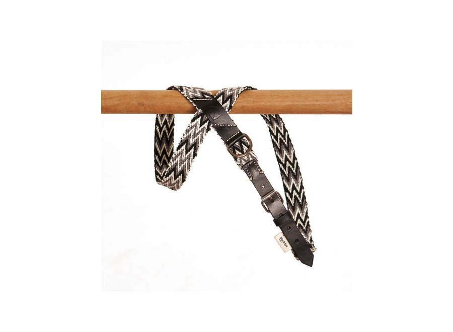 Harness Peruvian Arrow Black