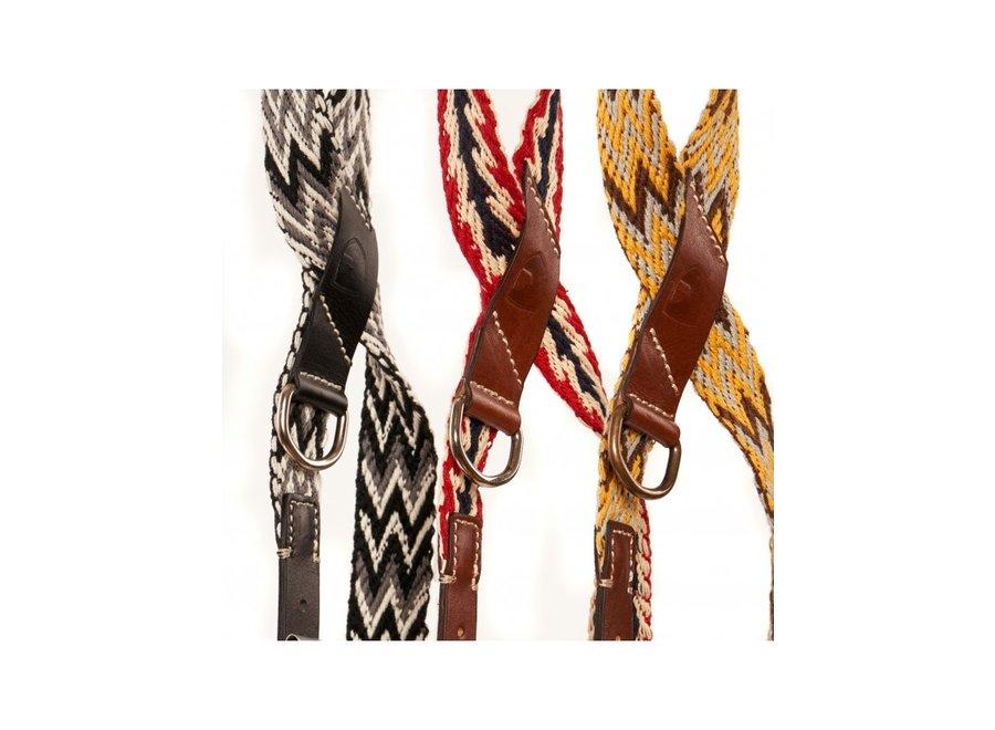 Harnas Peruvian Arrow Black