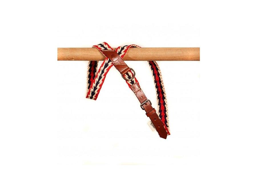 Harness Peruvian Arrow Red