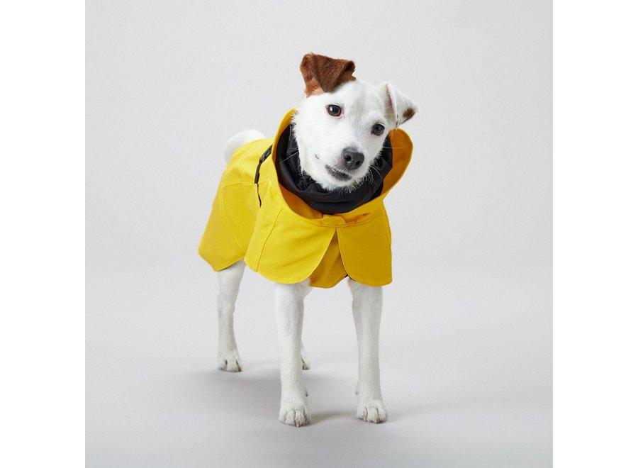 Visibility Raincoat Lite Yellow
