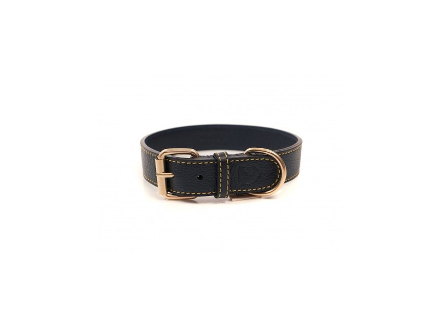 Sir Chuck Blauw halsband