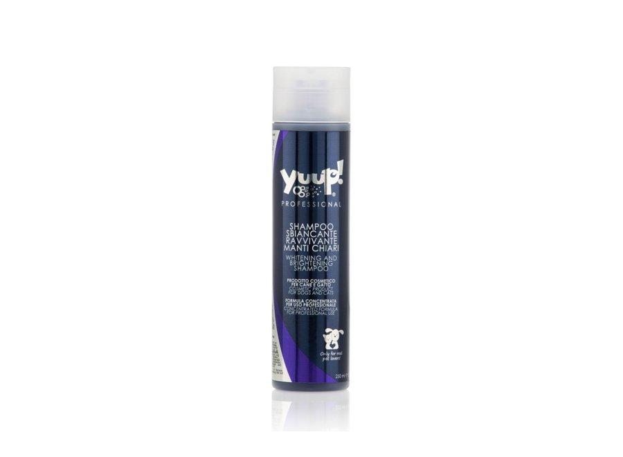 Ophelderende shampoo voor de witte vacht 250 ml
