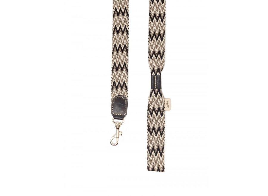Peruvian Arrow Zwart leiband