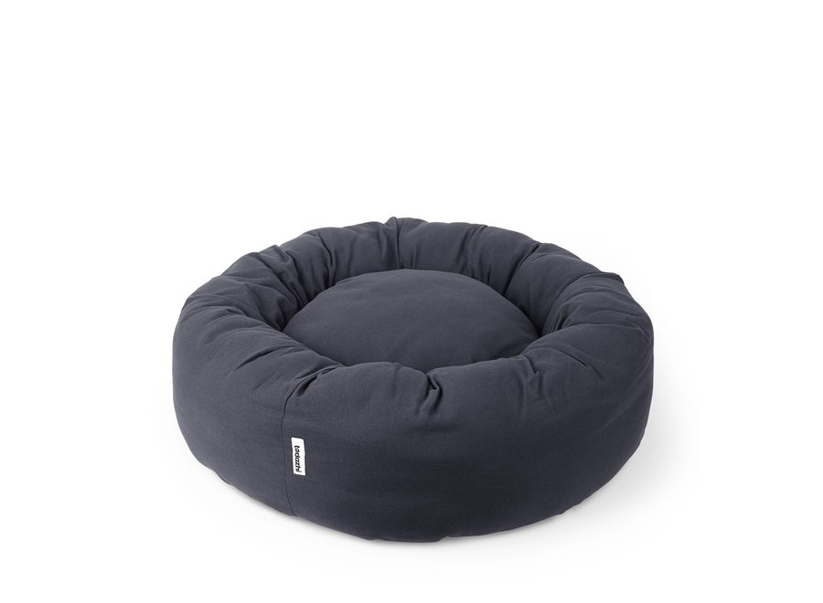 Donut bed Warm grey