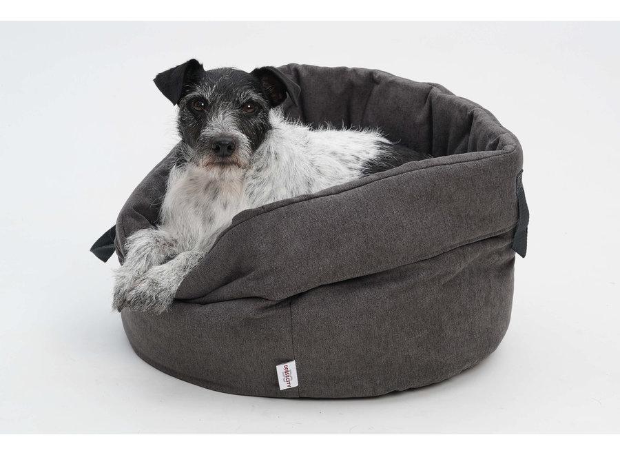 Honden- Kattenmand Shopper mocca