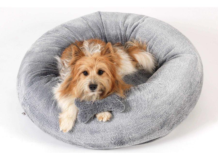 Donut cuddlenest LOOP Pooch icebear grey