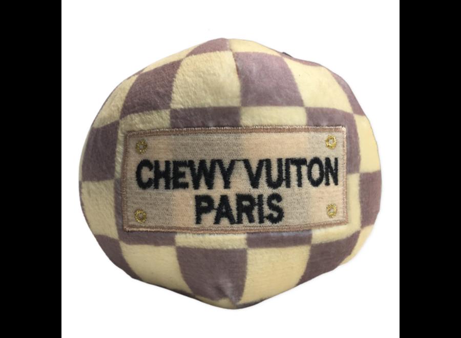 Checker Chewy Vuiton Ball S