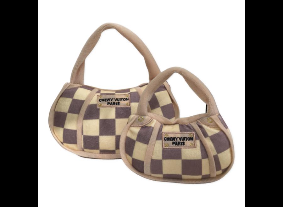 Checker Chewy Vuiton Bag L