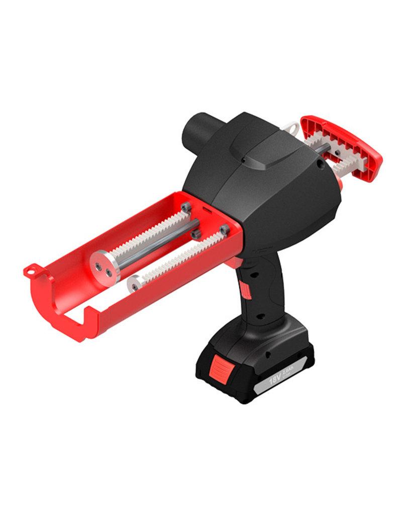 MK Sulzer B983-M-2:1 - 2K Batterij Pistool 400ml 2:1 koker