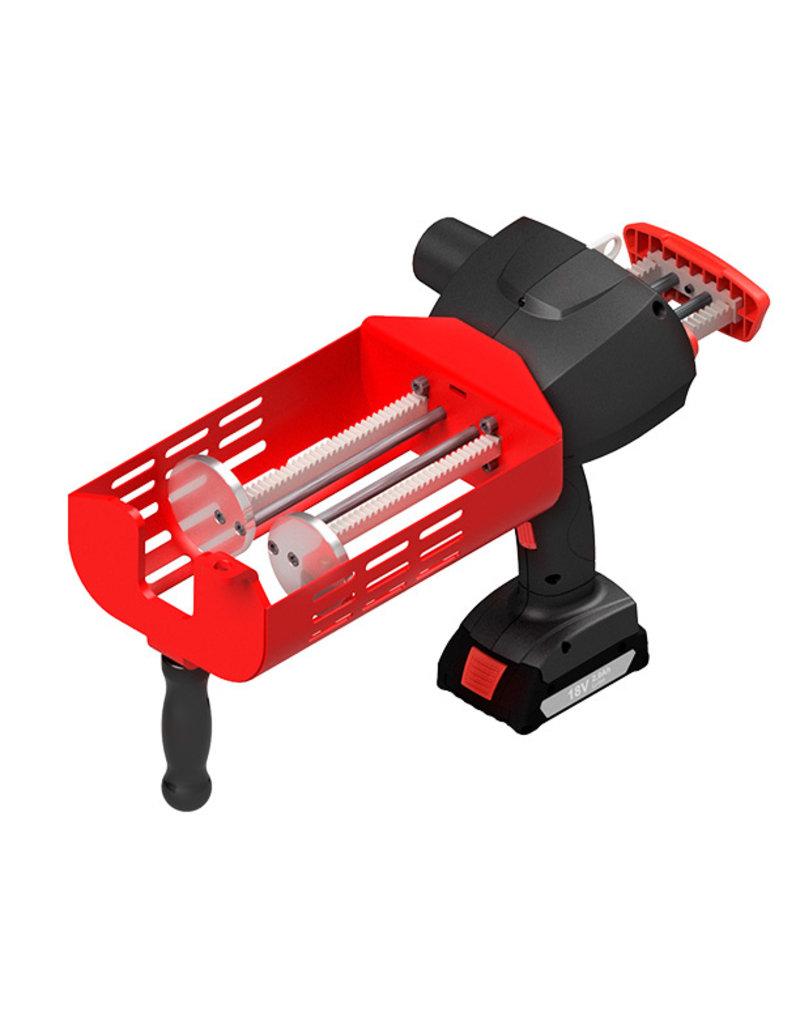 Mk B999-M  - 2K Batterij Pistool 1500ml 1:1 koker