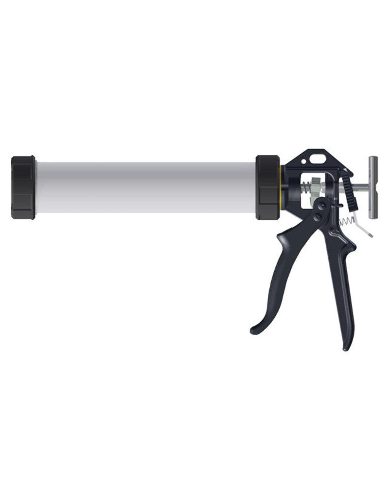 COX sulzer PowerFlow-Combi - 1K Handspuit 310ml kokers 600ml worst