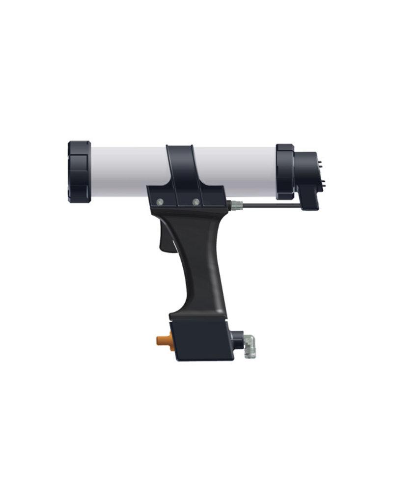 COX sulzer AirFlow-2-Cartridge - 1K Luchtdruk Pistool 310ml kokers