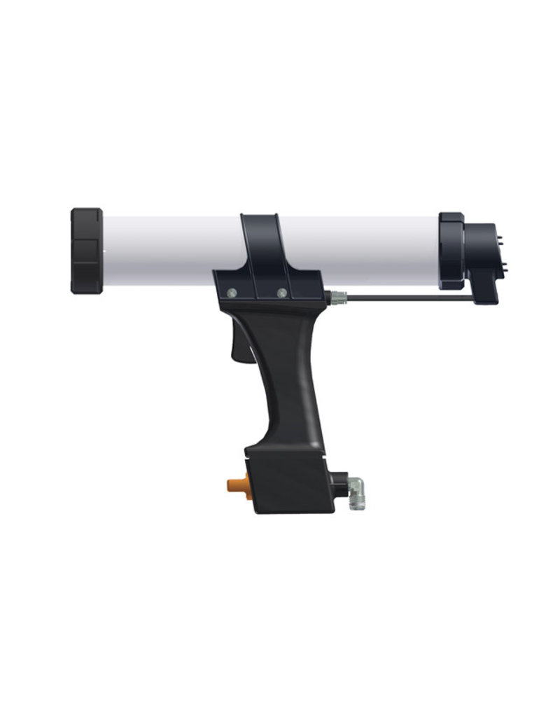 Cox AirFlow-2-Sachet - 1K Luchtdruk Pistool 310/400/600ml worsten