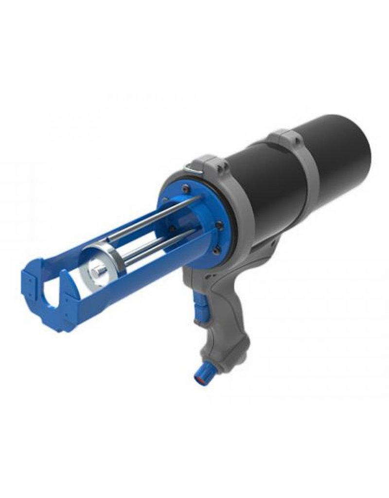 COX sulzer AirFlow-3-CCA-380A - 2K Luchtdruk Pistool 380ml 1:1/10:1 kokers