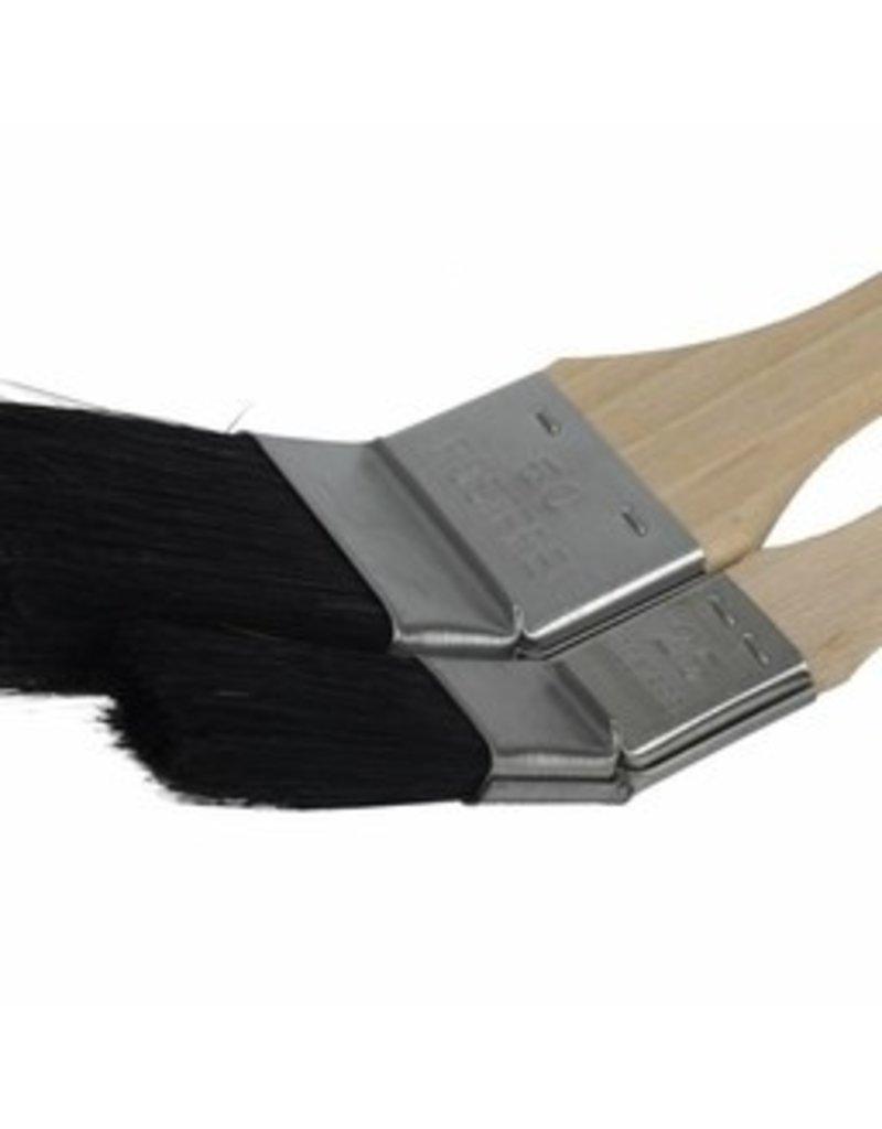 VDP Schilders-radiatorkwast, zwart