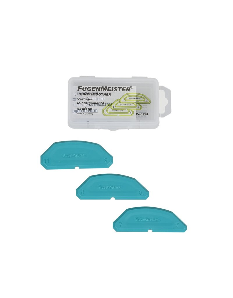 Fugenmeister Joint smoother Winkel 3