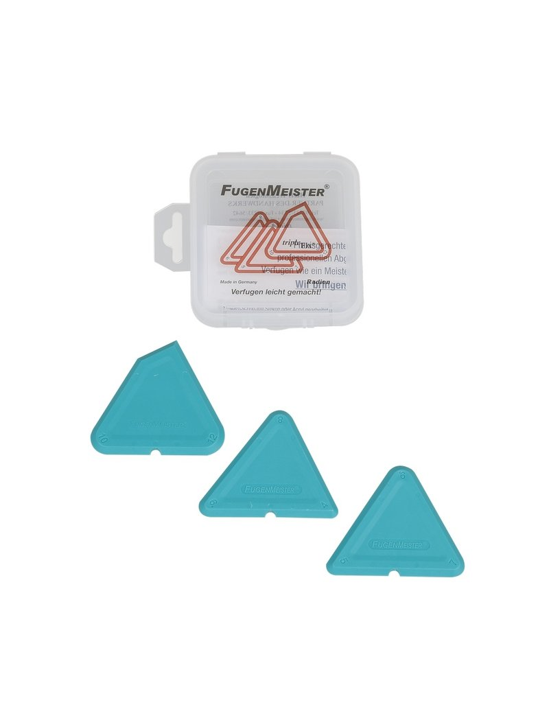 Fugenmeister Joint smoother TripleFix radien