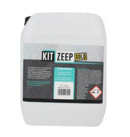 Kitzeep Afwerkzeep  gold 10 liter