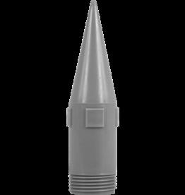 Spuitmond Cox MK5 grijs