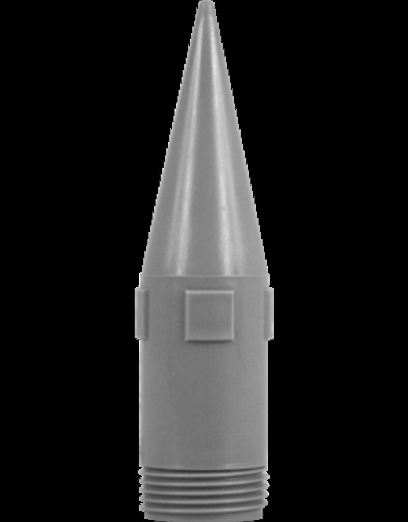 Spuitmond Cox MK5 grijs (10 stuks)