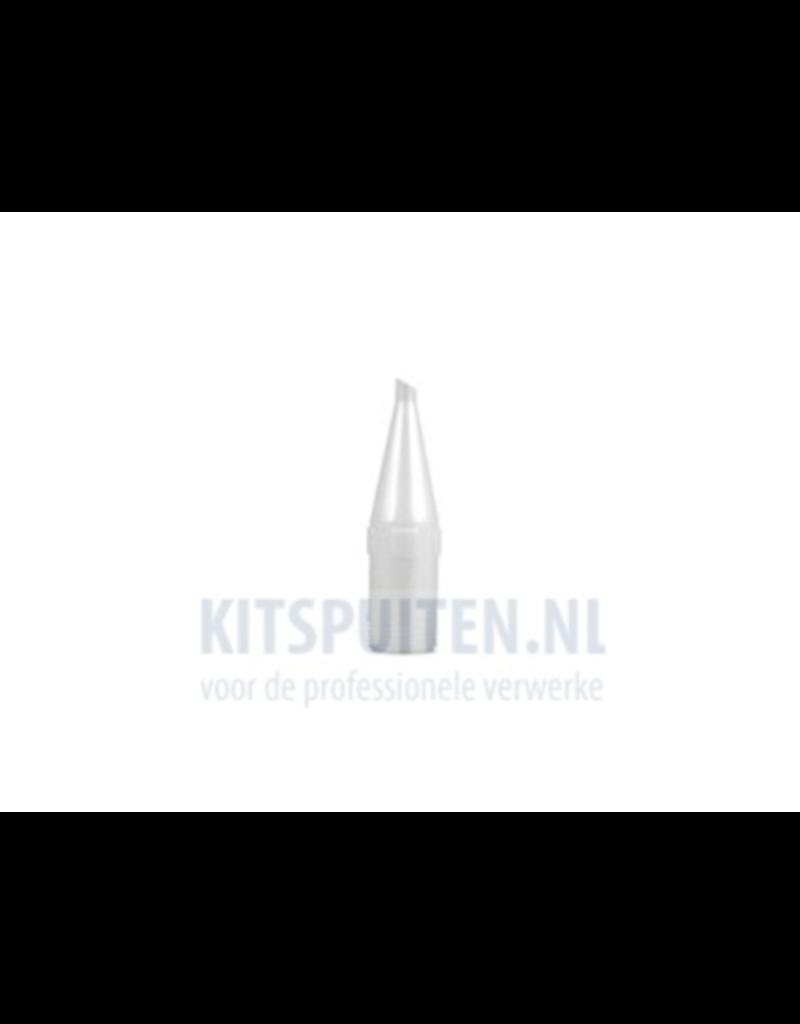 Spuitmond Cox MK5 wit (10 stuks)